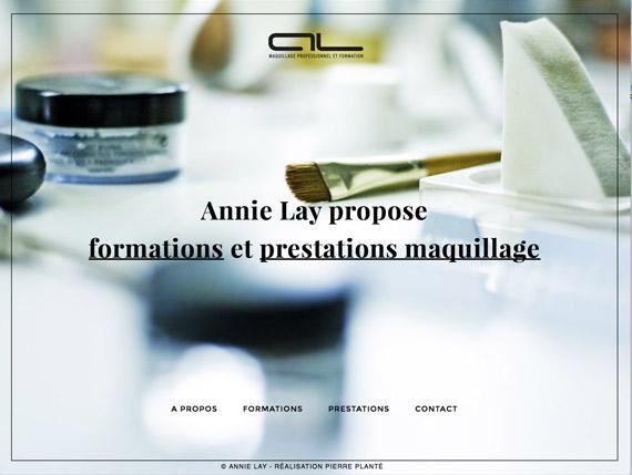 Annie Lay – Maquillage pro