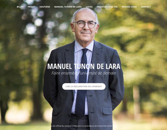 Manuel Tunon de Lara